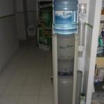 Une fontaine pour étancher la soif